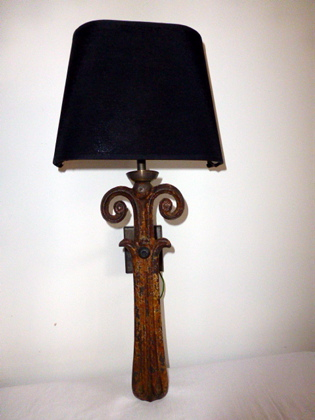 Picture of One of a Pair of Balustrade Wall Lights