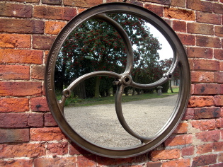 Picture of Bentals of Heybridge wheel mirror