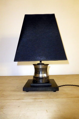 Boat Winch Table Lamp