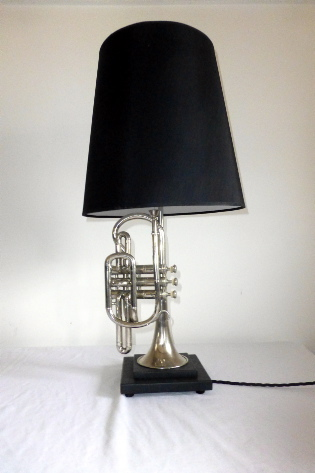 Picture of Bugle Lamp