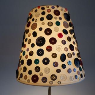 Picture of Button cone shade
