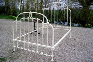 Picture of Wrought Iron Bed