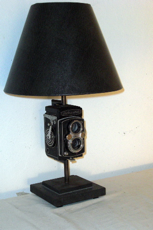 Picture of Camera Table Lamp