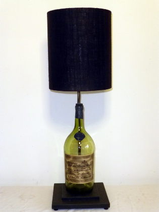 Picture of Champagne lamp