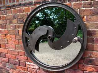 Picture of Chaff cutter Mirror