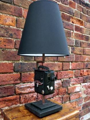 Cine Camera Lamp