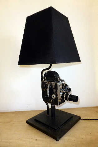 Picture of Cinie Camera lamp