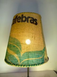 Coffe sack shades