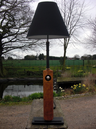 Picture of Cricket Bat Lamp