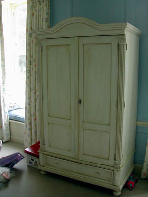 Picture of Pine Wardrobe