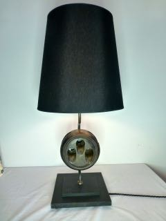 Ships dead eye table lamp