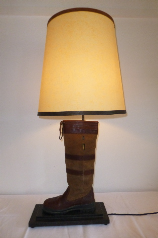 Dubary boot lamp