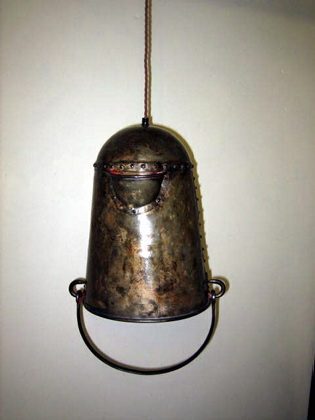 Picture of Fire Bucket Hanging Lamp