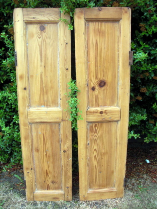 Picture of Pair of English shutters