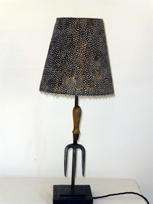 Picture of Garden Fork Lamp