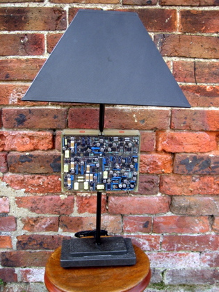Picture of Circuit board off tornado fighter jet lamp