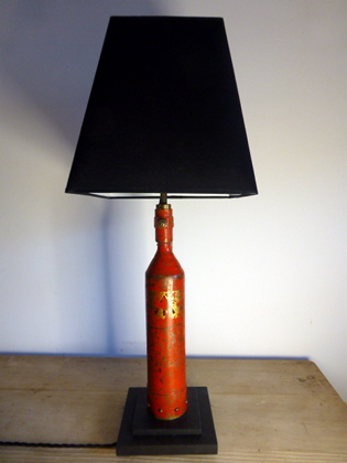 Picture of Red Fire extingisher