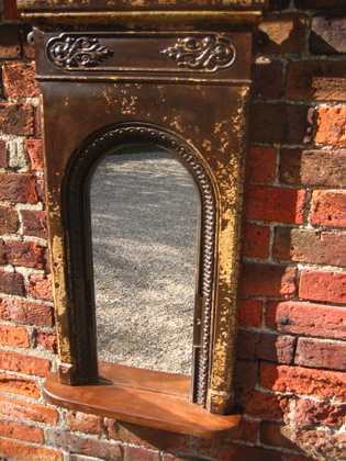 Picture of Fire place mirror