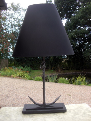 Picture of Fisherman's Anchor Table Lamp