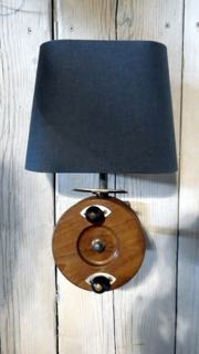 Picture of Fishing reel wall light