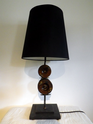 Picture of Twin Fishing Reel Lamp