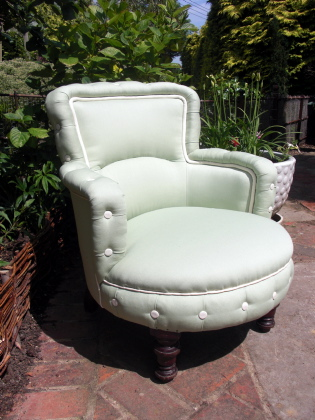 Picture of Victorian Arm Chair