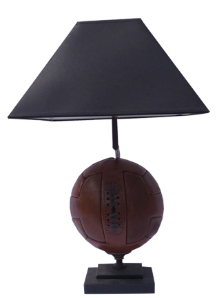 Picture of Football table lamp