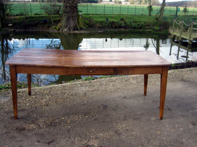Picture of French Farm house table