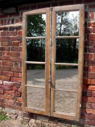 Picture of French oak window