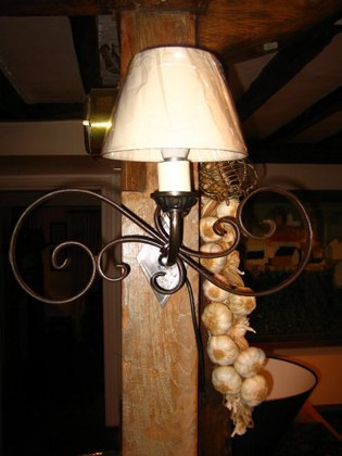 French wall lights