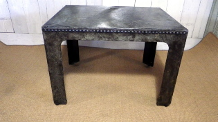 Picture of Galvanised Table