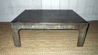 Picture of Galvanised Water Tank Coffee Table