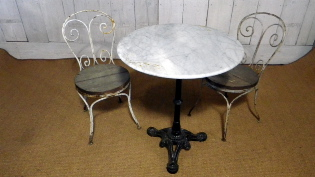 Picture of Garden Table and Chairs