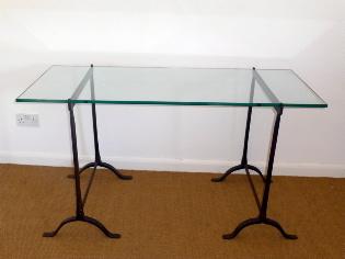Old Dockyard Trestle Table