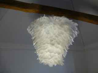 Picture of Goose pendant shade