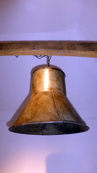 Picture of Grain Hopper Hanging Light