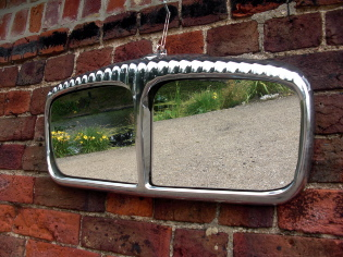 Picture of Damler grill mirror