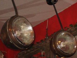 Picture of Reclaimed Head lamps