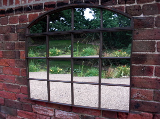 Picture of Hungarian window mirror