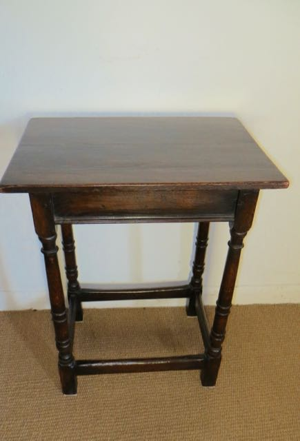 Picture of Georgian side table