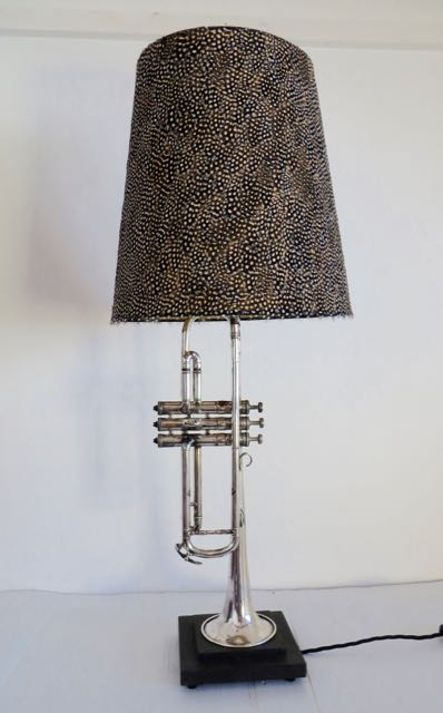 Picture of Trumpet lamp