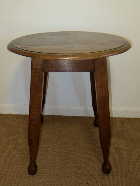 Picture of  Oak occasional table
