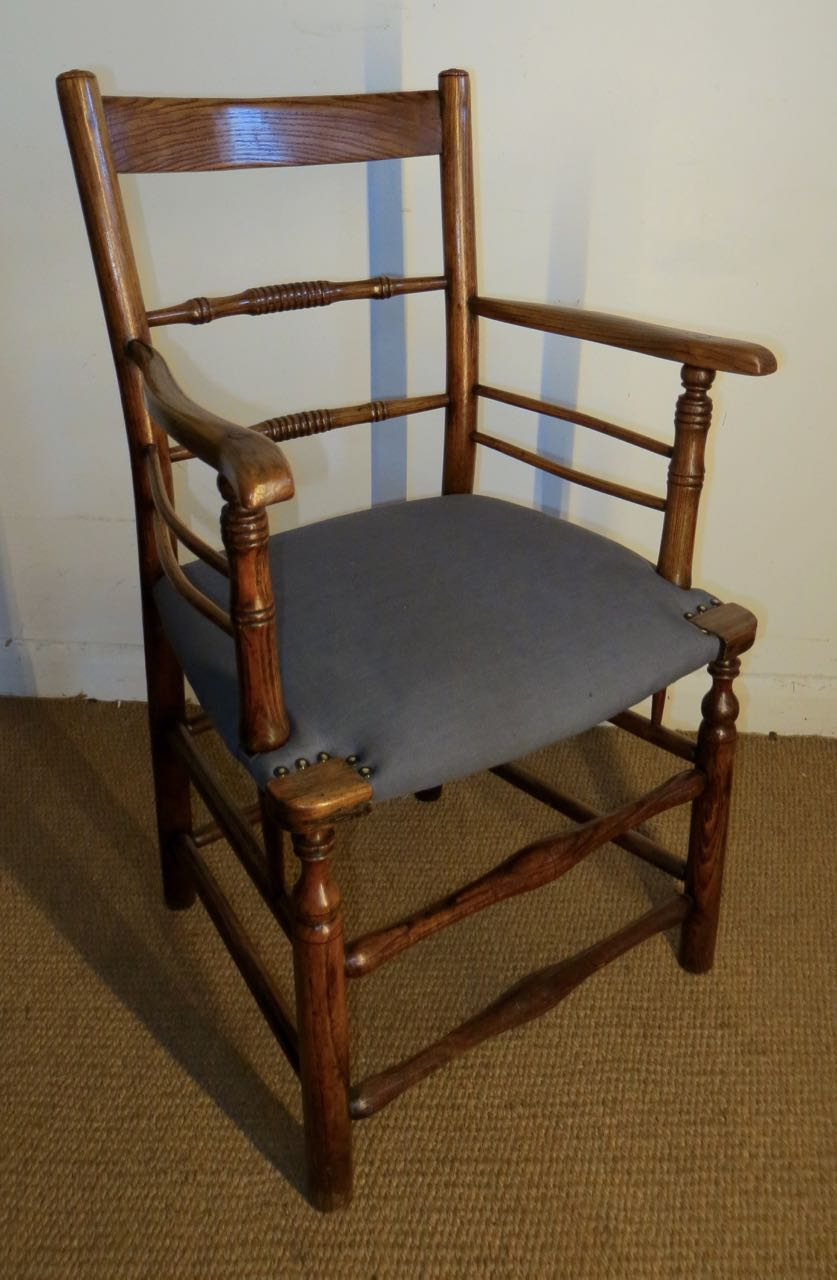 Picture of Georgian Sussex chair