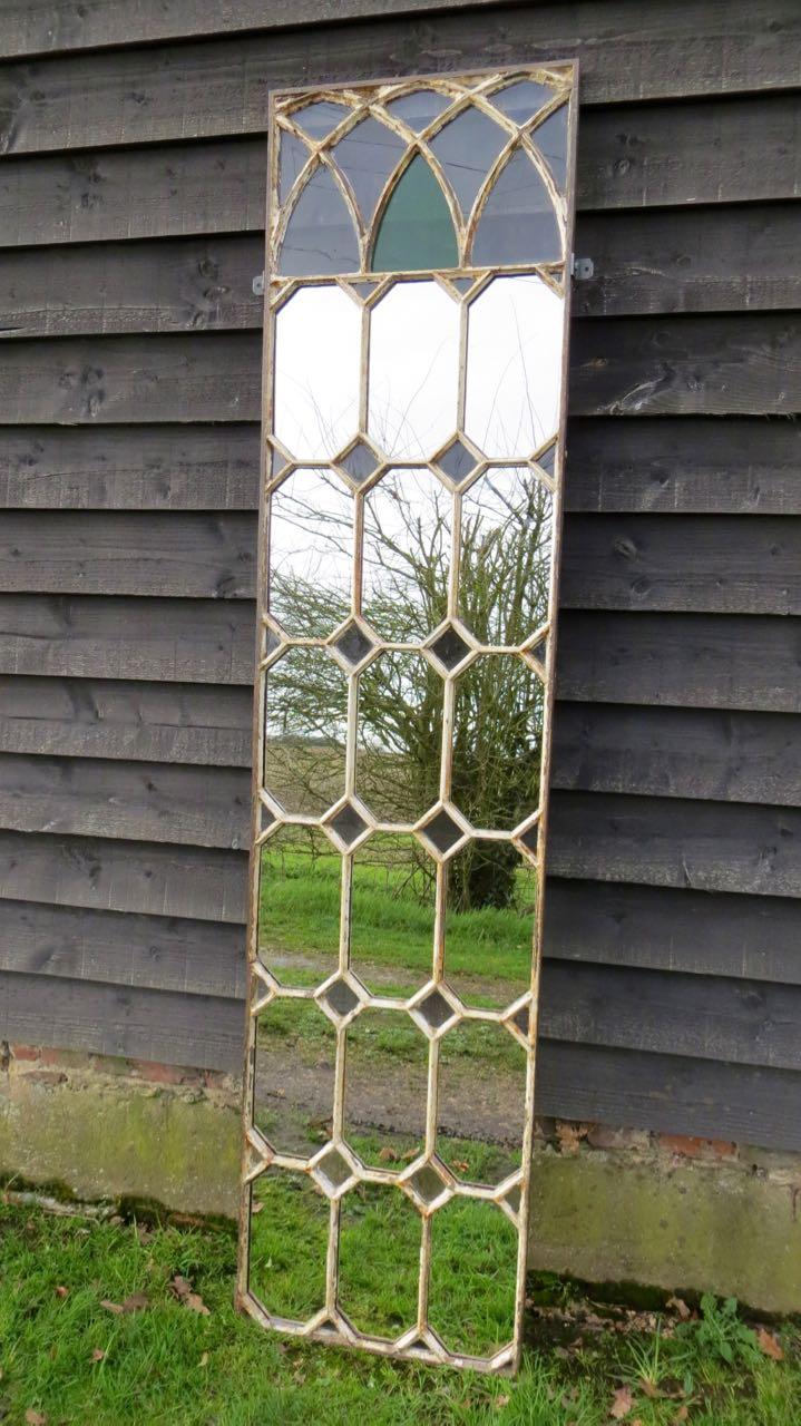 English garden window mirror one of 3