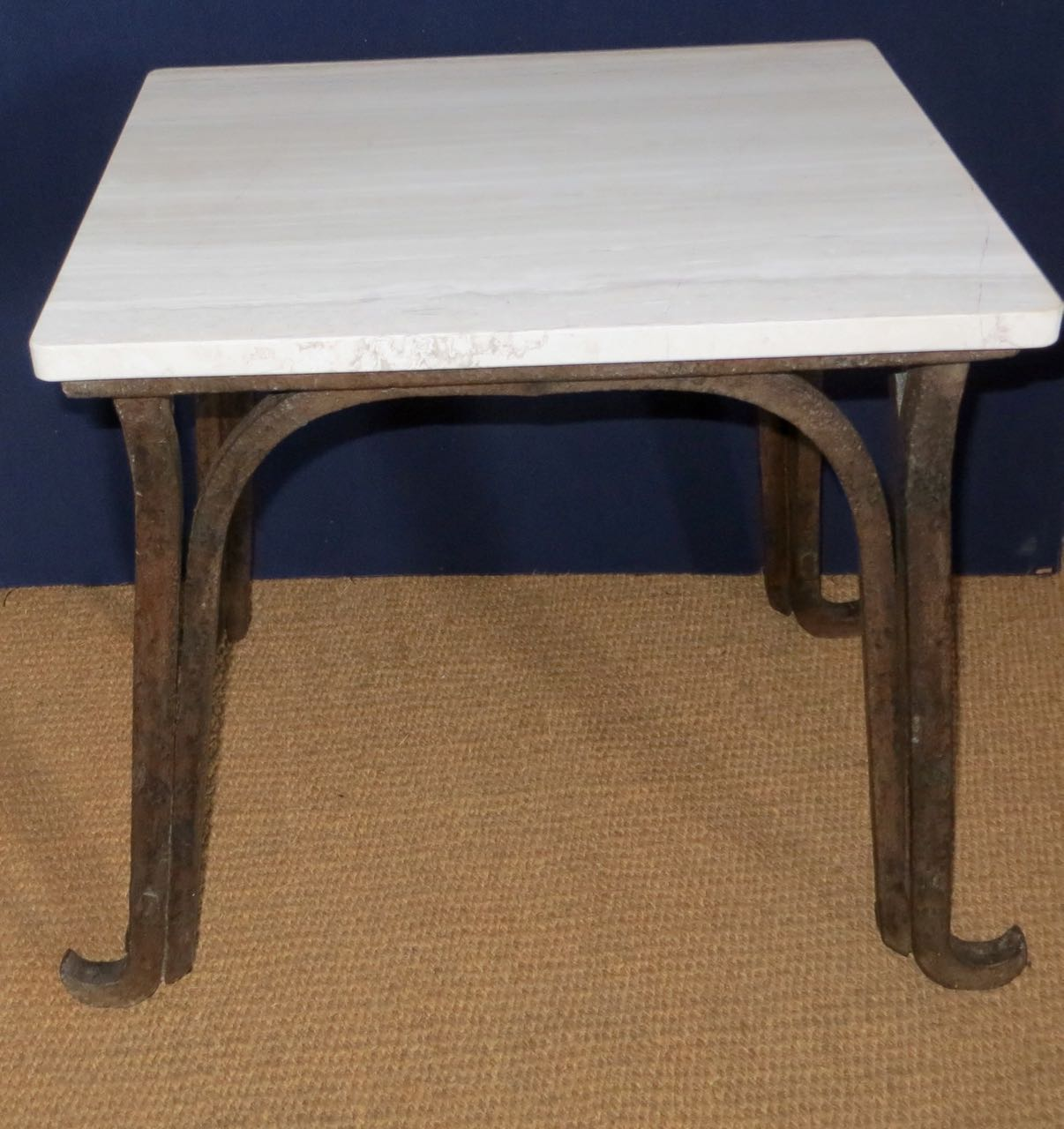 Metal work stand table