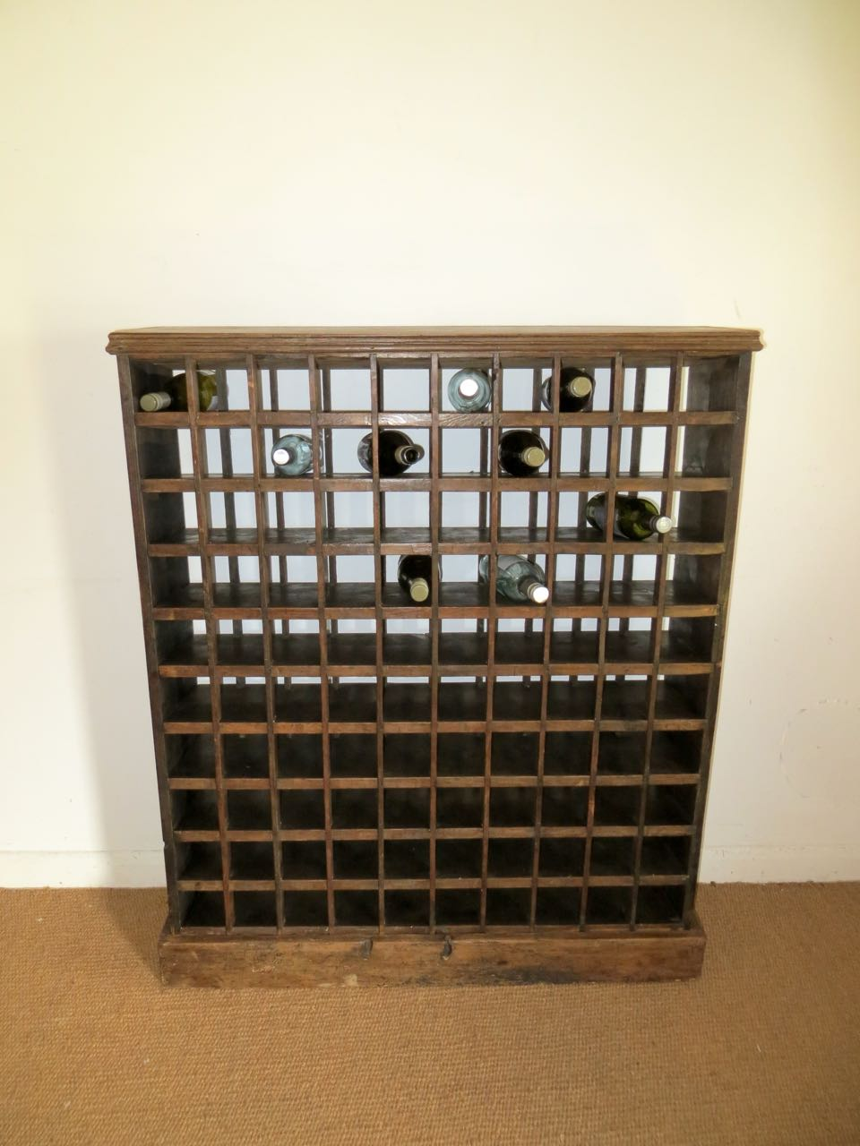 Picture of Woden wine rack