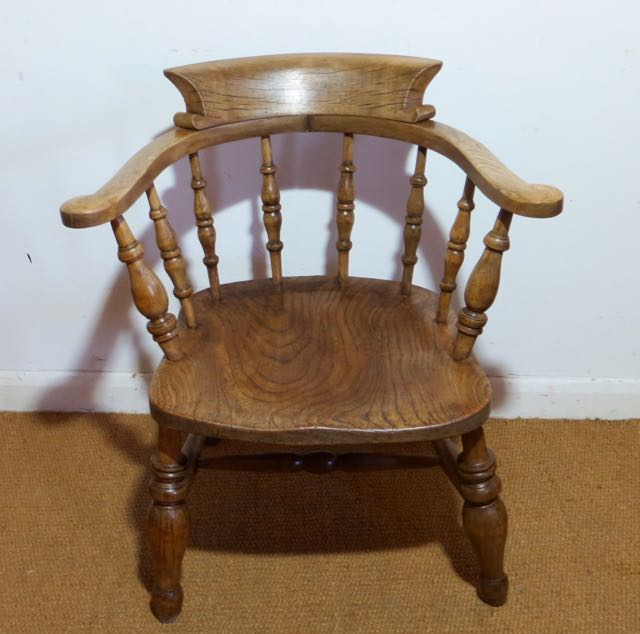 Picture of Captains smokers bow chair