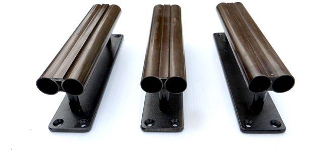 20 bore shot gun barrels now door handles