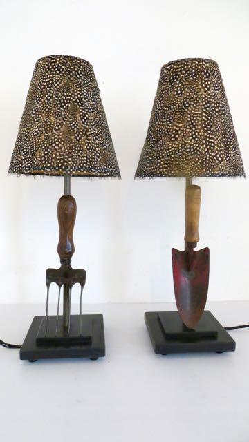 Trowel & Falk lighting