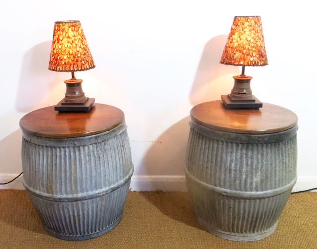 Picture of Pair of Dolly tubs